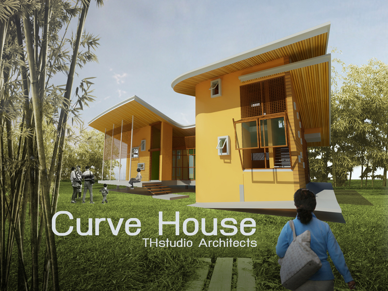 Curve House-THstudio Architects