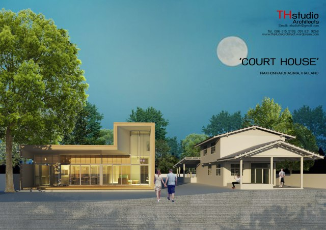 Court House @ THstudio Architects